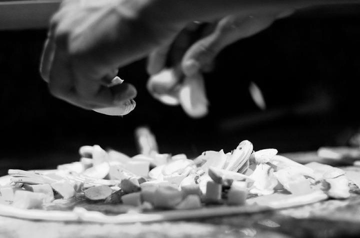 Pizza maken bij La Piccola Italia in Middelburg